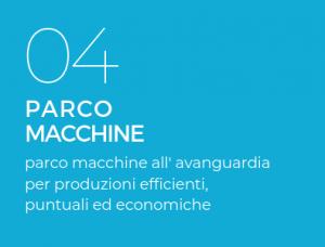 Meccanica di Precisione - Automazioni- Parco Macchine Pieffetre - Mirandola