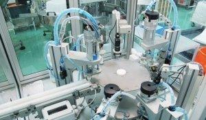 automazione meccanica di precisione - Biomedifale farmaceutico Pieffetre Mirandola