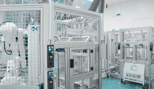 automazioni meccaniche di precisione - Biomedifale farmaceutico Pieffetre Mirandola