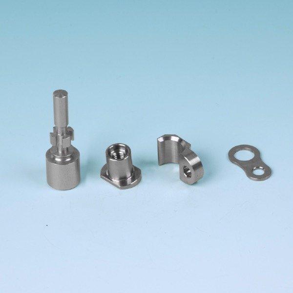 Meccanica di precisione: PEZZI IN ACCIAIO INOX