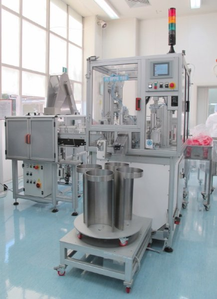Produzione Linee Automazione Industriale PI EFFE TRE Mirandola Modena
