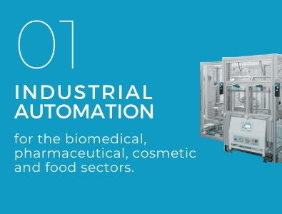 Industrial Automation - Pieffetre Italy