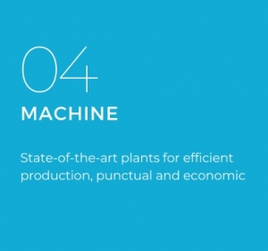 Plants for production - Pieffetre Italy